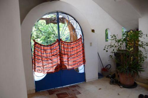 Our front door, er gate