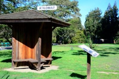 Asilomar Rail Trail-start here