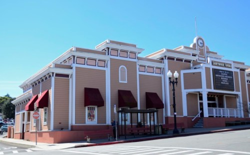 Pacific Grove Lighthouse Cinemas