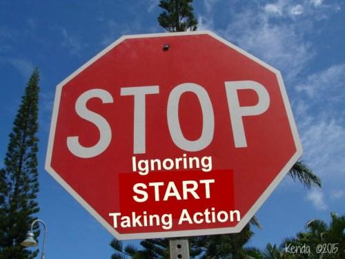 Stop Reacting