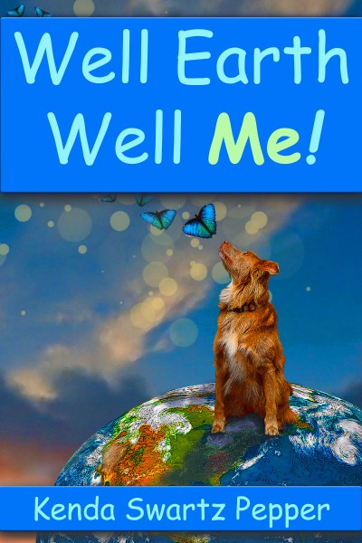 The new Well Earth Well Me eBook coming sooner or later