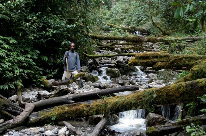 kiroma papua Trekking por el Valle de Baliem