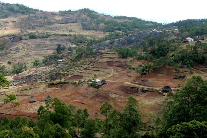 hatobuilico valley east timor hiking the mount ramelau