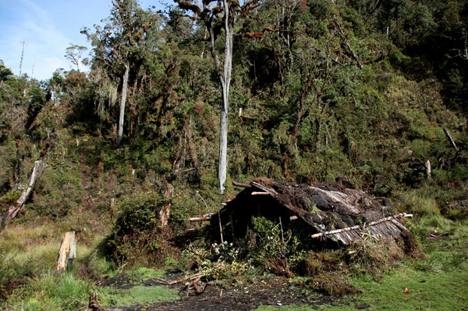 kiroma papua Valle de Baliem