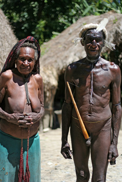 koteca people papua hiking the baliem valley on a budget