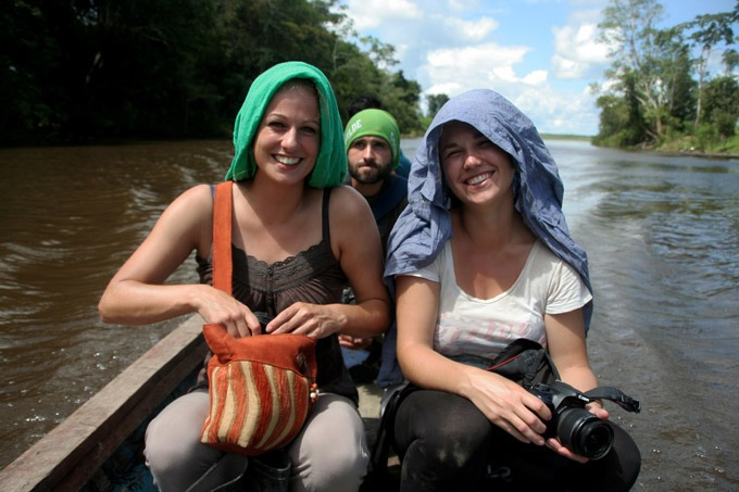 jungle tour Peruvian Amazon. How to get to Iquitos