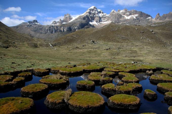 peru Trekking the Huayhuash circuit on a budget