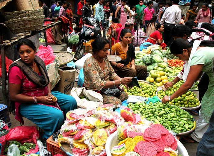 market best places to visit in kathmandu