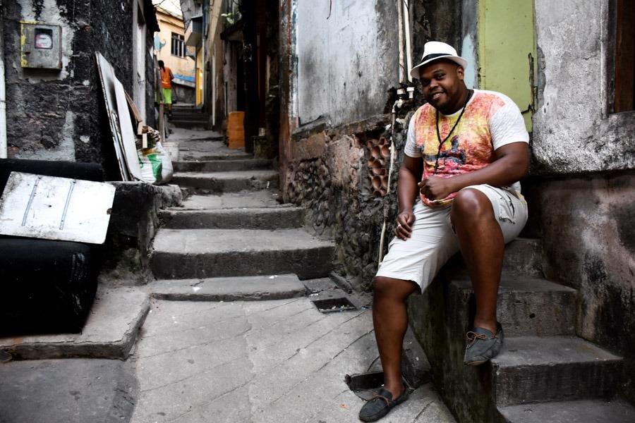 parque cidade favela