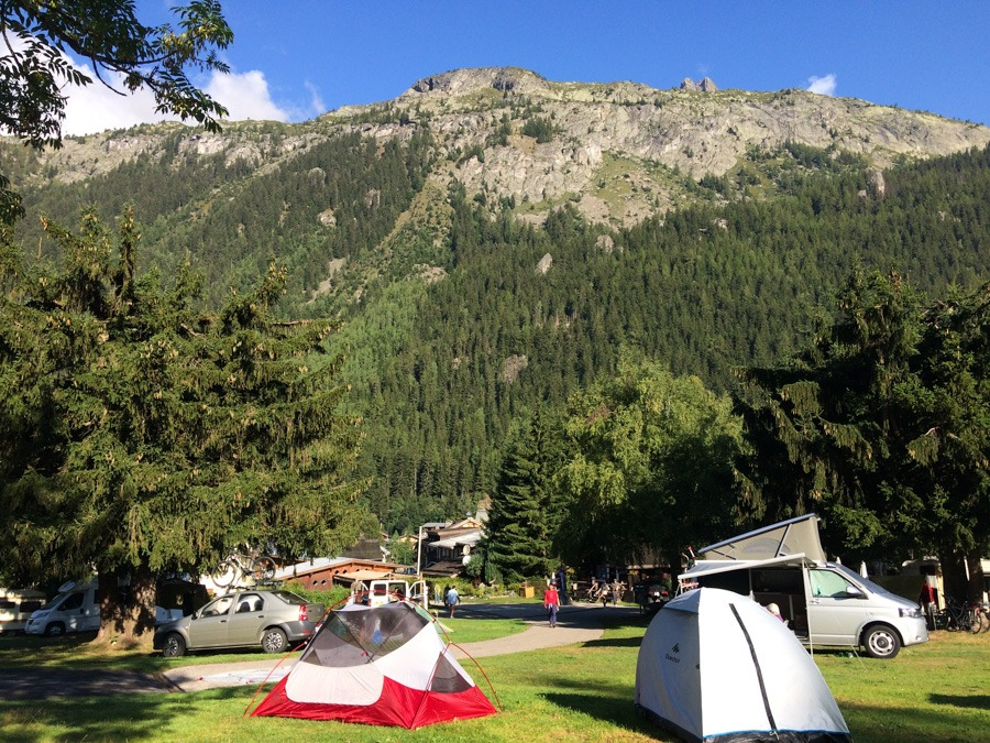 camping l'argentier