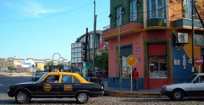 Argentina taxi cab scams