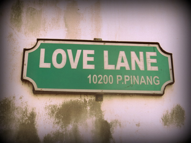 malaysia travel, things to do in george town love lane