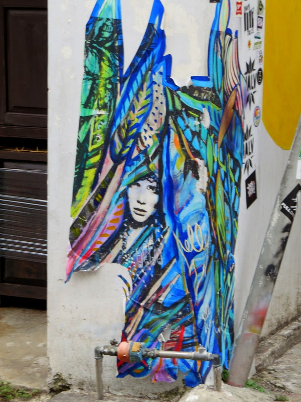 things to do in georgetown street art malaysia travel