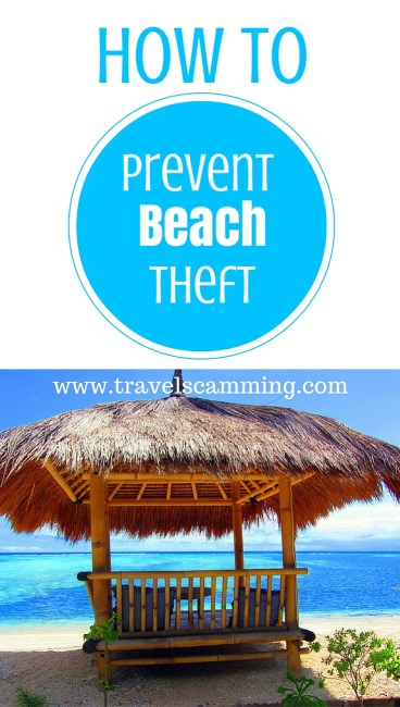 How To Prevent Beach Theft