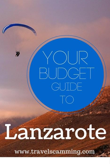 cheap holiday to Lanzarote