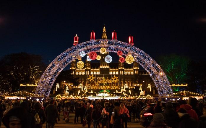 Vienna Christmas Lights
