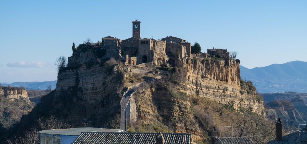 Awestruck by Civita di Bagnoregio, Italy - Travelsewhere