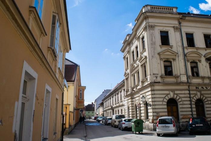 مركز مدينة كارلوفاك ، مشاهد تستحق المشاهدة في كارلوفاك كرواتيا