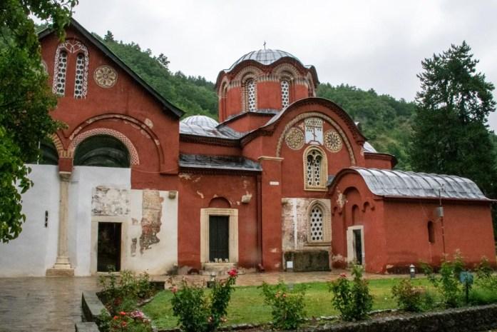 Patriarchate of Peć, Kosovo
