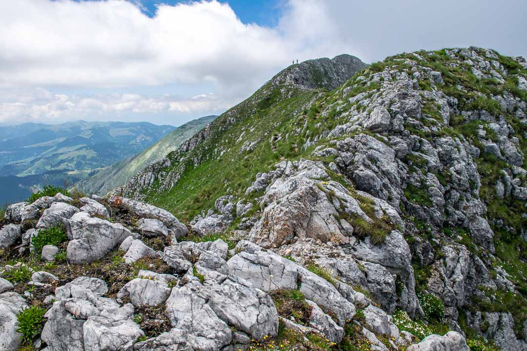 What It's Like Hiking Rugova Canyon and Hajla in Kosovo - Travelsewhere