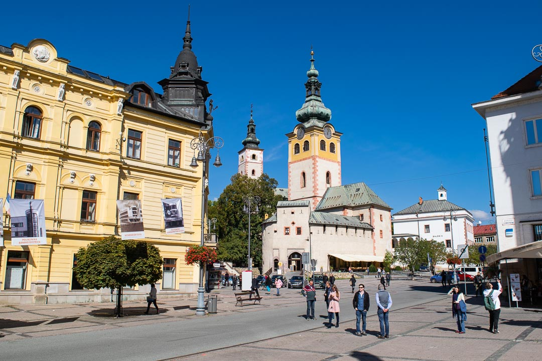 The Surprising Beauty of Banska Bystrica, Slovakia - Travelsewhere