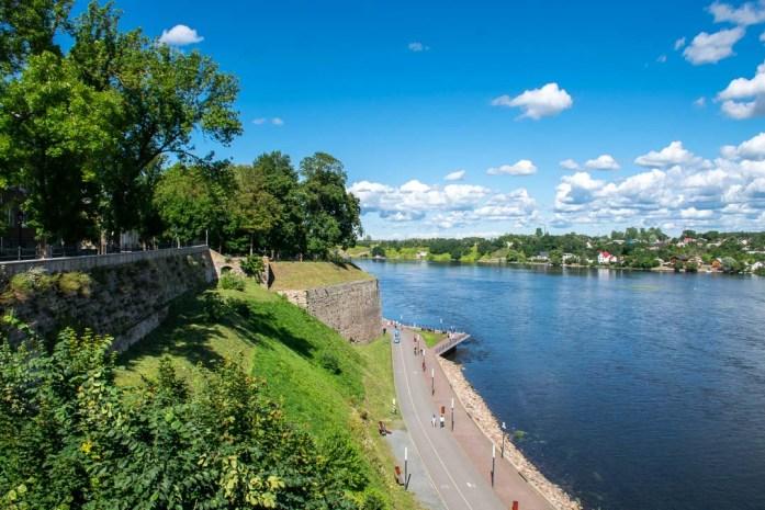 Narva Riverfront