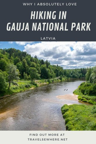 Why I love hiking in Gauja National Park in Latvia, home to forest, castles and more, via @travelsewhere
