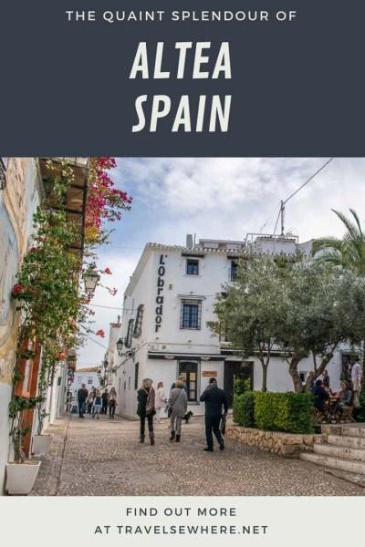 Experience the quaint splendour of Altea in Spain, via @travelsewhere