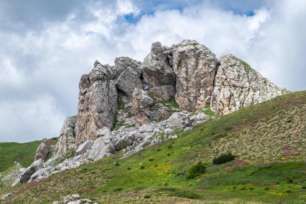 Accursed Mountains in Kosovo