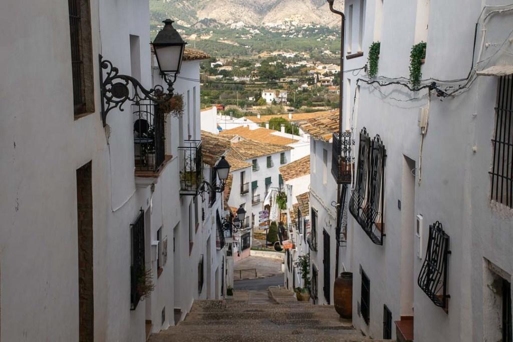 Altea in Spain