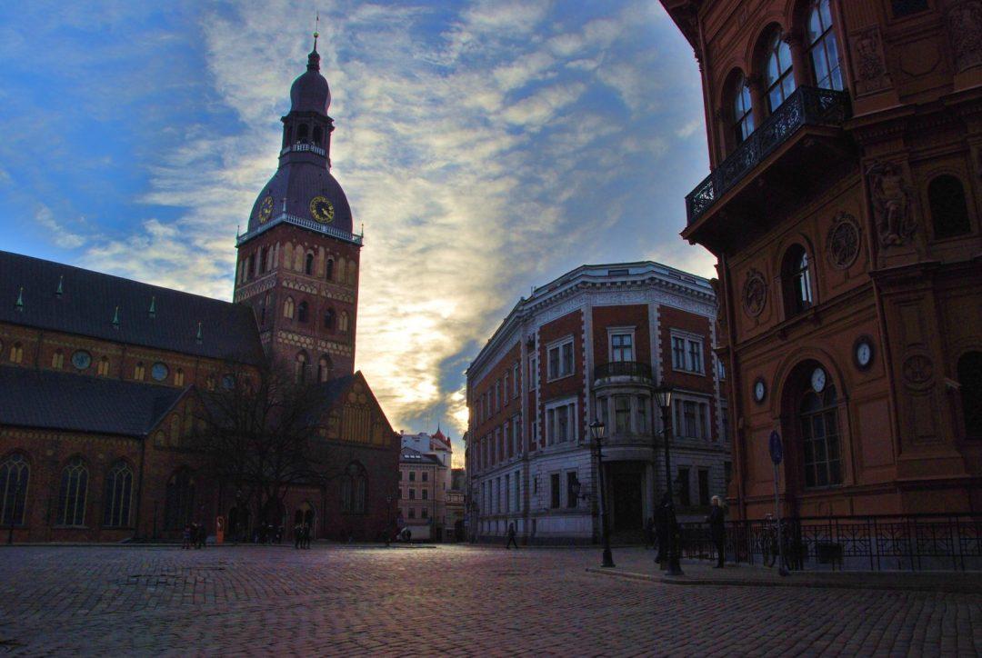 Riga, plein dom