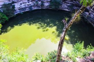 Cenote Sagrado Chichen Itza