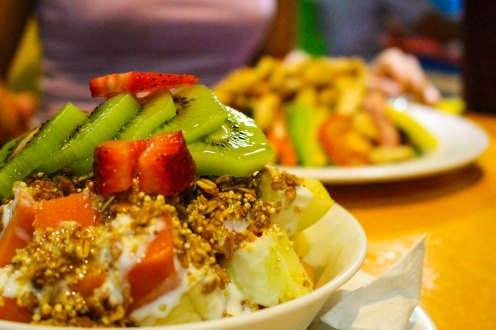 Früchte Granola Nativo
