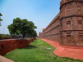 Rotes Fort Delhi
