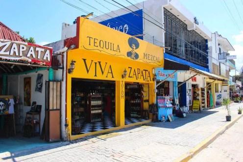 Viva Zapata in Tulum