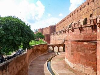 Agra Fort Indien