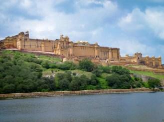 Amber Fort Jaipur Festung
