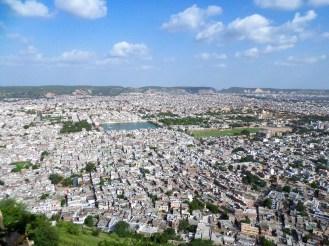 Aussicht Jaipur Indien