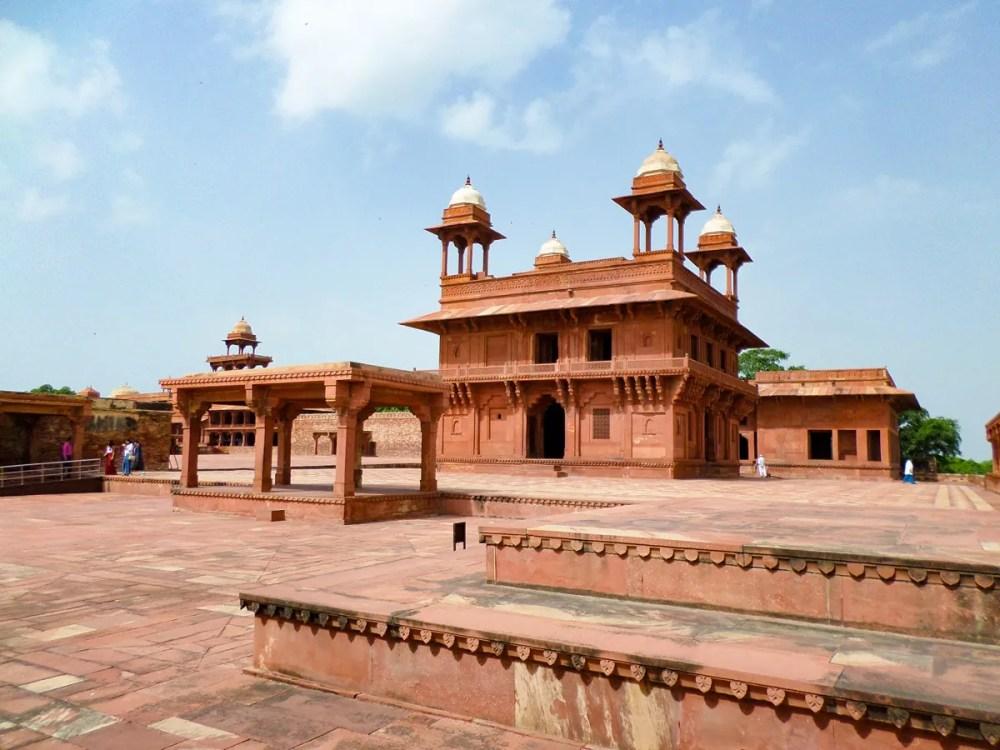 Fatehpur Sikri - Diwan I Khas