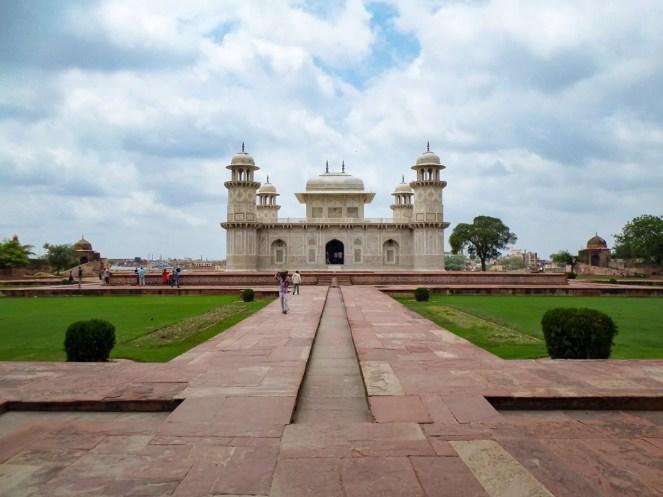 Itimad-ud-Daula-Mausoleum Agra