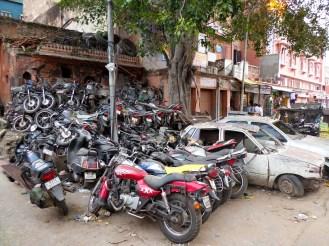 Jaipur Straße