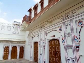 Junagarh Fort Terasse