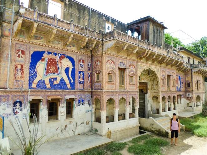 Le Prince Haveli Fatehpur Mandawa