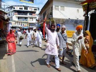 Männer Pushkar Indien