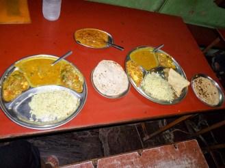 Thali Essen