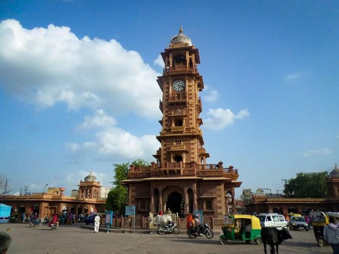 Uhrturm Jodhpur Ghanta Ghar