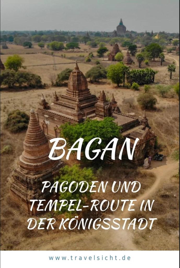Bagan Myanmar Sehenswuerdigkeiten
