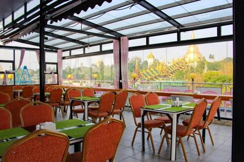 Dachterasse Hotel Lavender