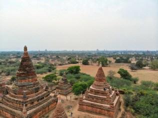 Utrecht Tempel - auch ein Spot für den Sonnenaufgang in Bagan
