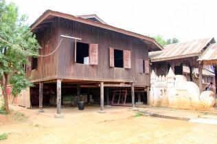 Nyaung Ohak Monastery Indein